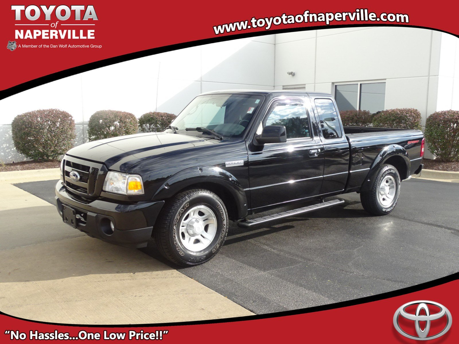 Pre Owned 2011 Ford Ranger Sport Standard Bed in Naperville