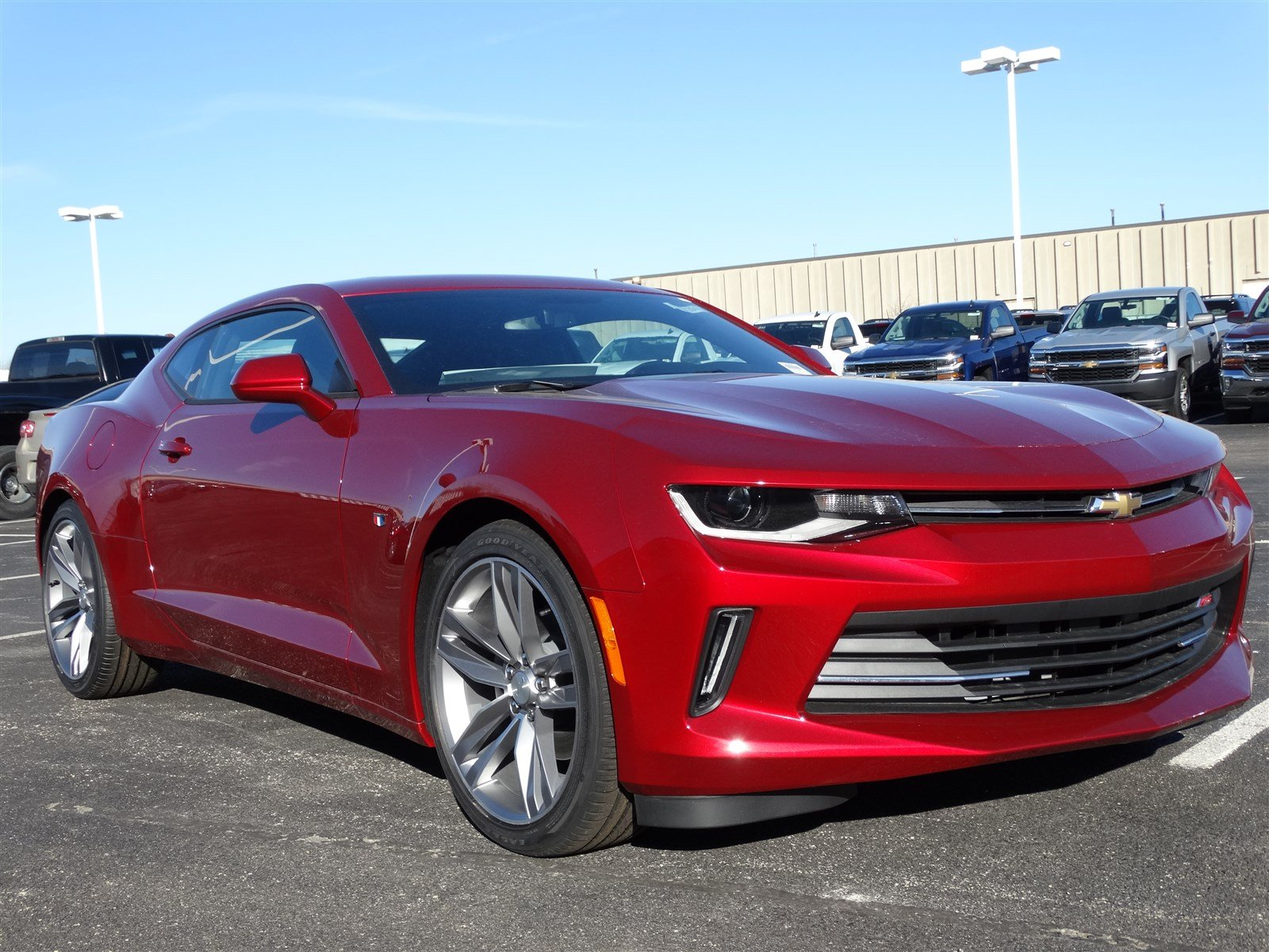 new 2017 chevrolet camaro lt leather rs package 8 speed in naperville c5264. Black Bedroom Furniture Sets. Home Design Ideas