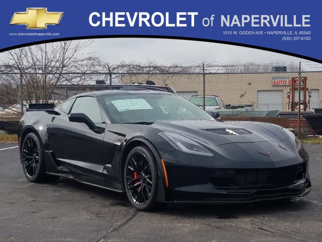 New 2019 Chevrolet Corvette Z06 3LZ RWD 2dr Car