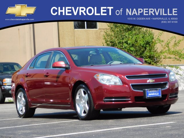 Pre-Owned 2009 Chevrolet Malibu LT with 2LT