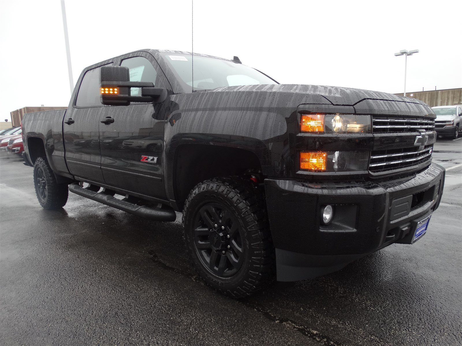 new 2017 chevrolet silverado 2500hd lt crew cab pickup in naperville t6156 chevrolet of. Black Bedroom Furniture Sets. Home Design Ideas
