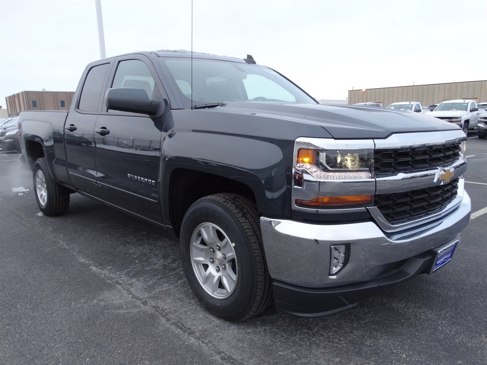 new 2017 chevrolet silverado 1500 lt extended cab pickup. Black Bedroom Furniture Sets. Home Design Ideas