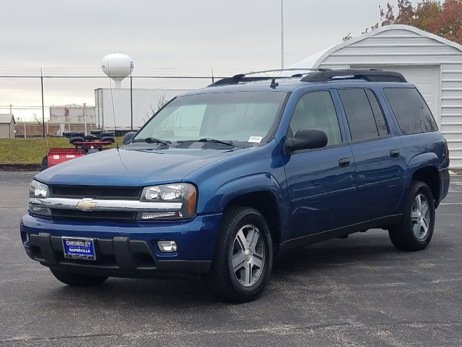 Pre Owned 2006 Chevrolet TrailBlazer LS Sport Utility in Naperville