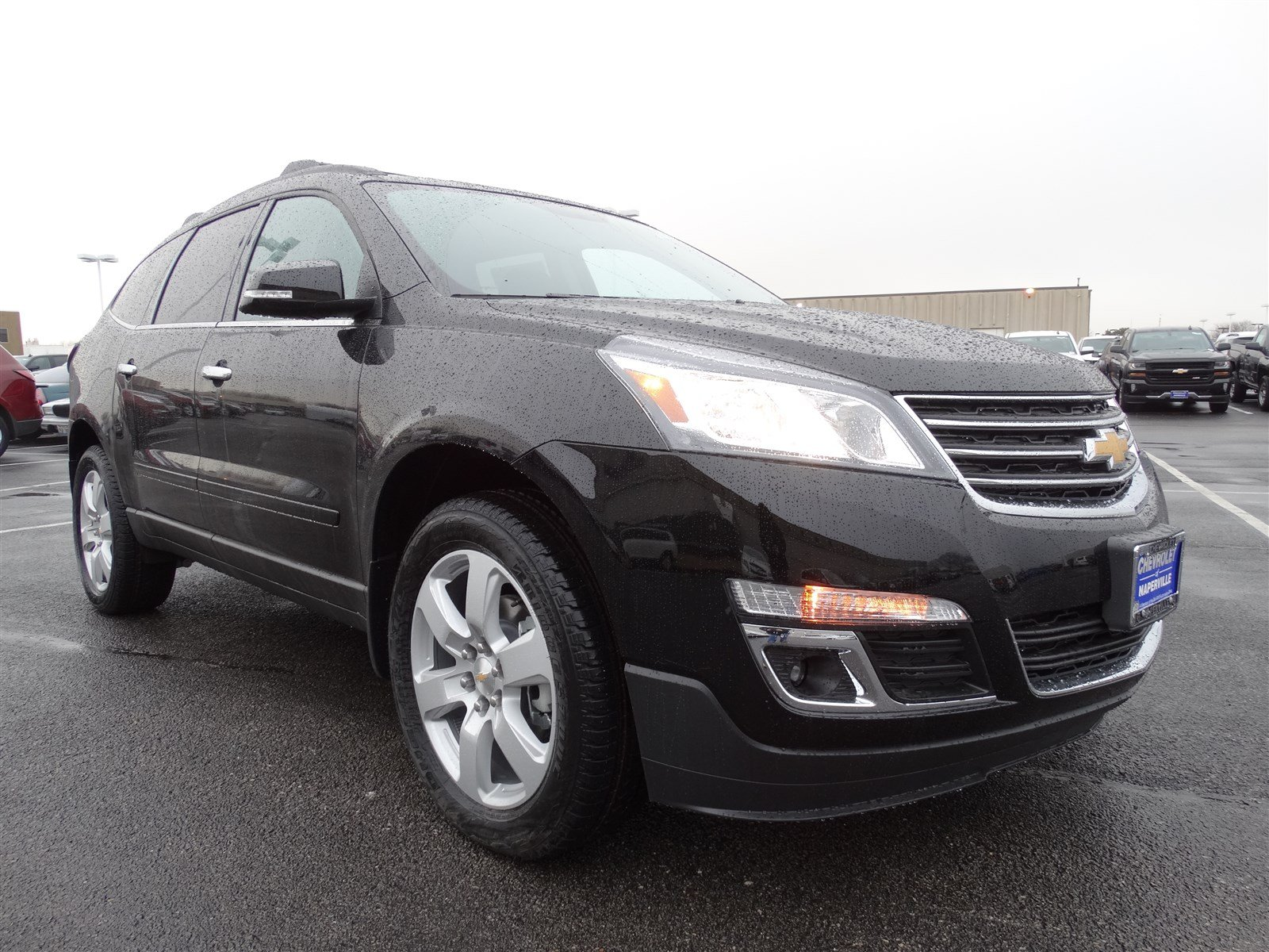 new 2017 chevrolet traverse lt sport utility in naperville t6255 chevrolet of naperville. Black Bedroom Furniture Sets. Home Design Ideas