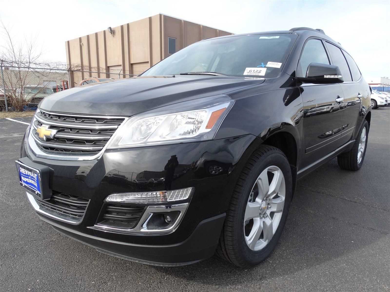new 2017 chevrolet traverse lt sport utility in naperville t6104 chevrolet of naperville. Black Bedroom Furniture Sets. Home Design Ideas