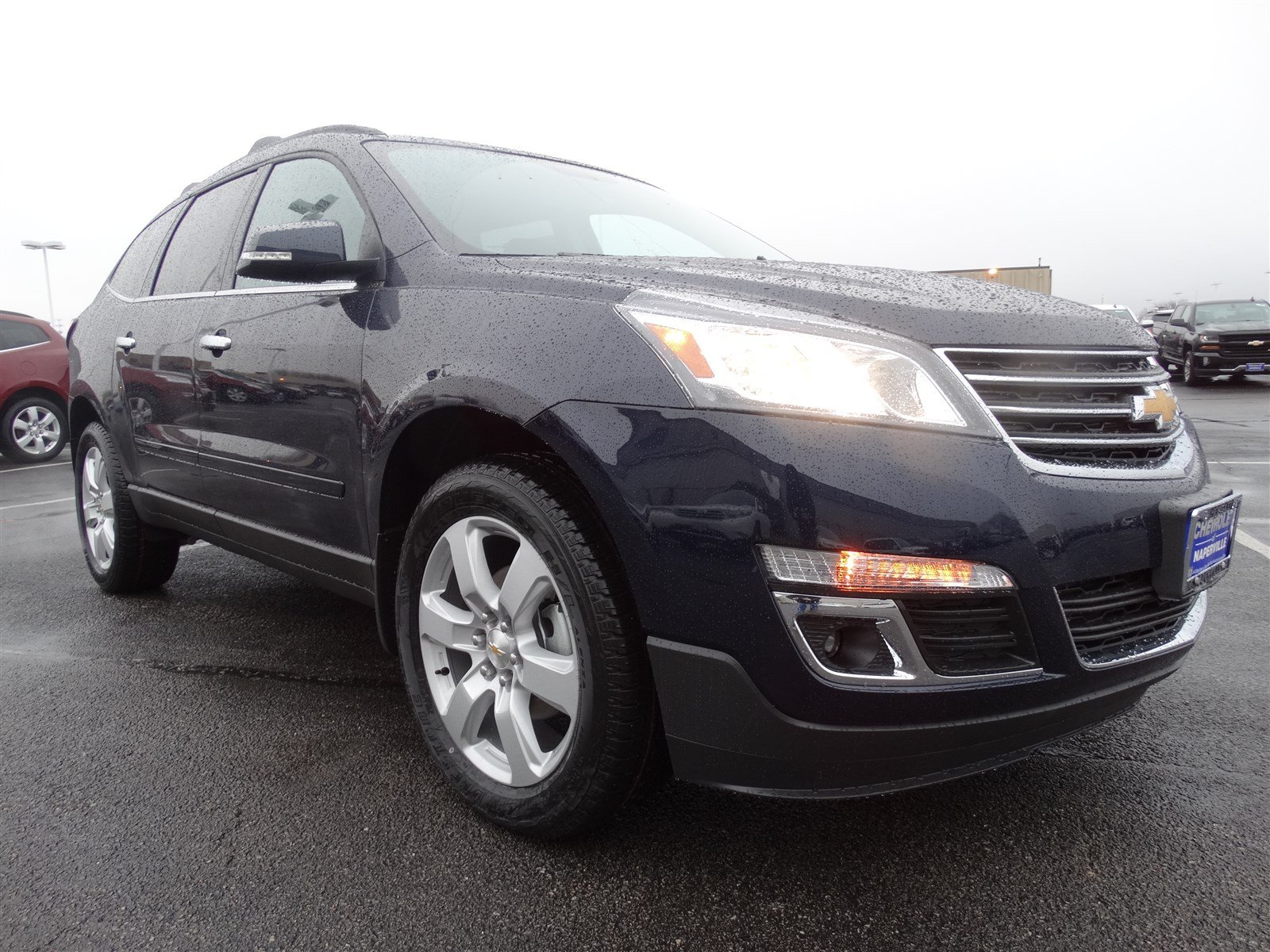 new 2017 chevrolet traverse lt sport utility in naperville t6246 chevrolet of naperville. Black Bedroom Furniture Sets. Home Design Ideas