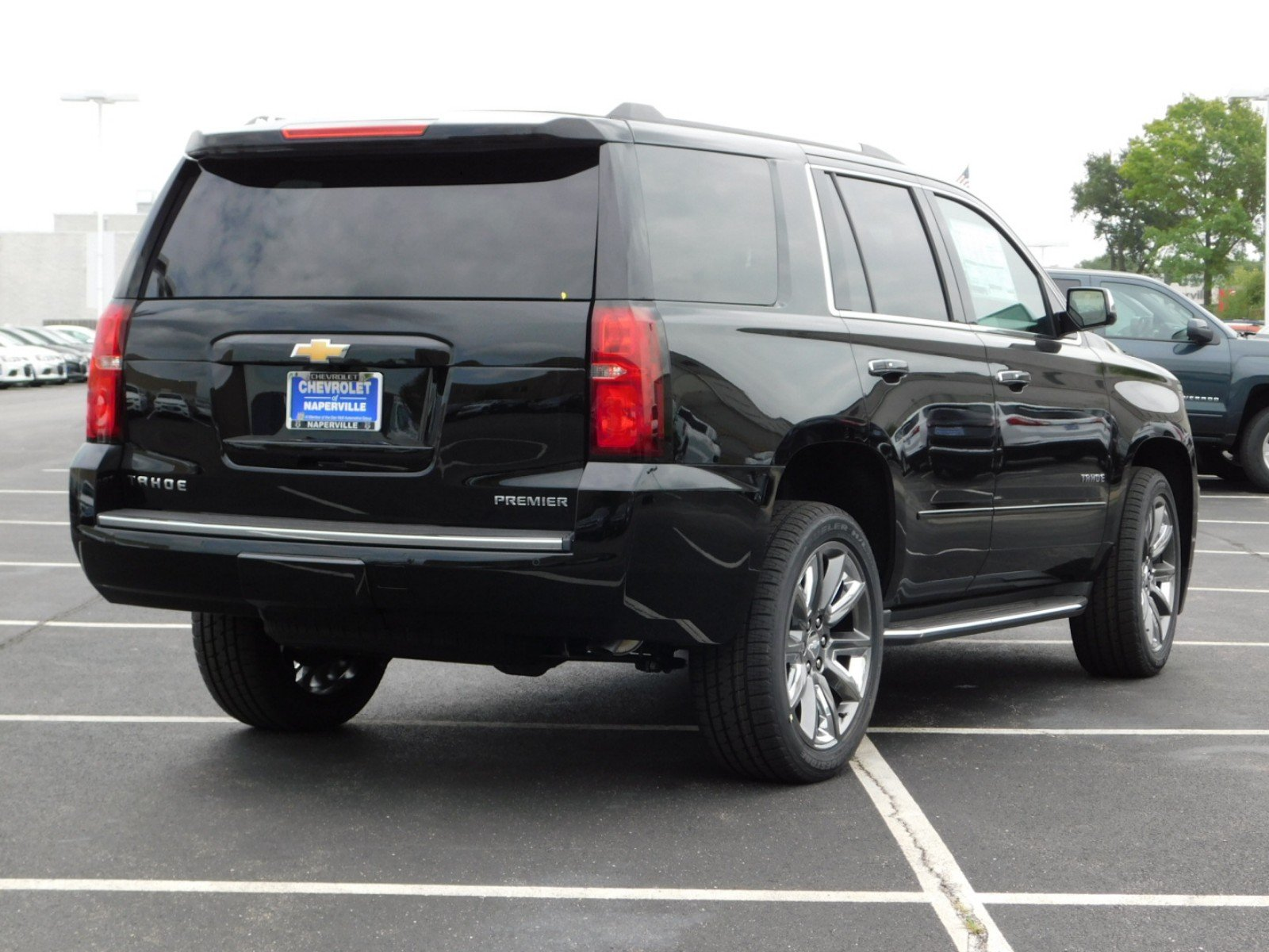 New 2019 Chevrolet Tahoe Premier Sport Utility In Naperville T9284 Fuel Filter 2010