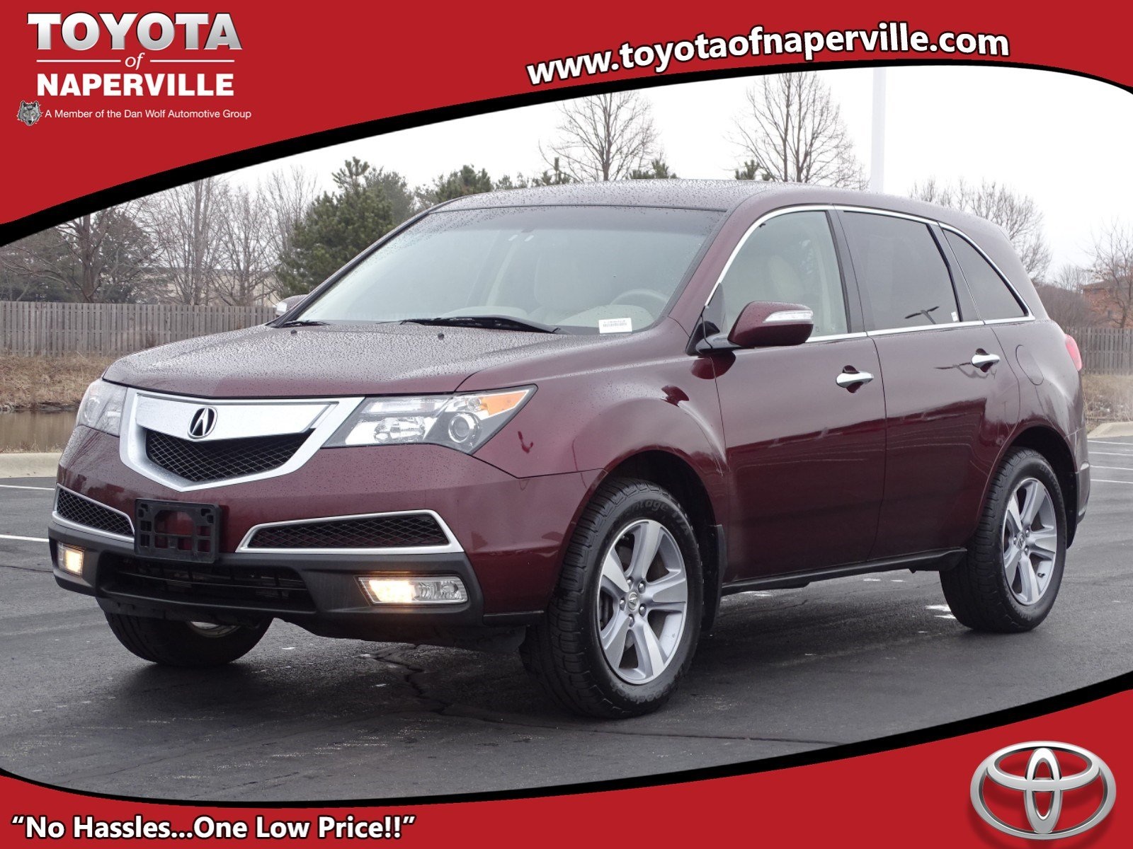 Pre-Owned 2012 Acura MDX Technology