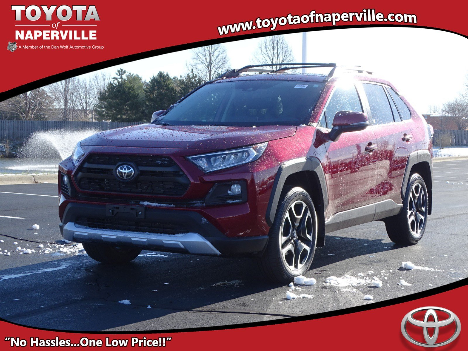 Certified Pre-Owned 2019 Toyota RAV4 Adventure