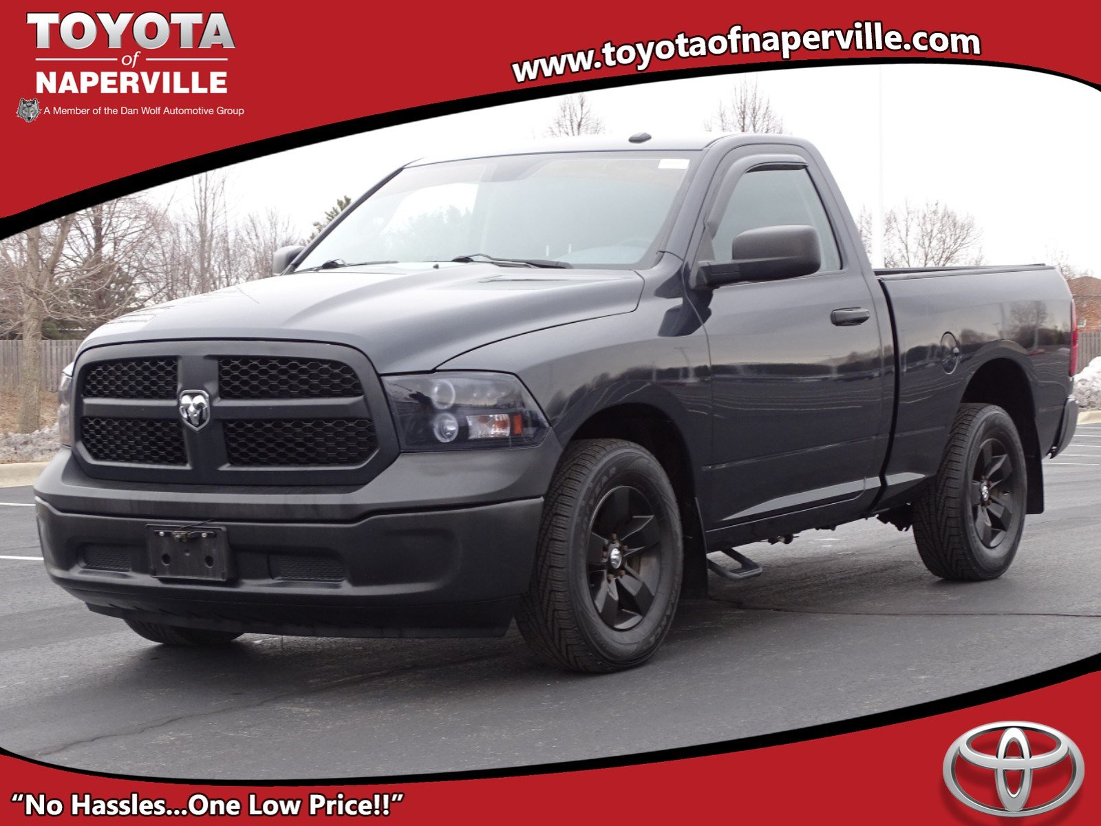 Pre-Owned 2014 Ram 1500 HFE