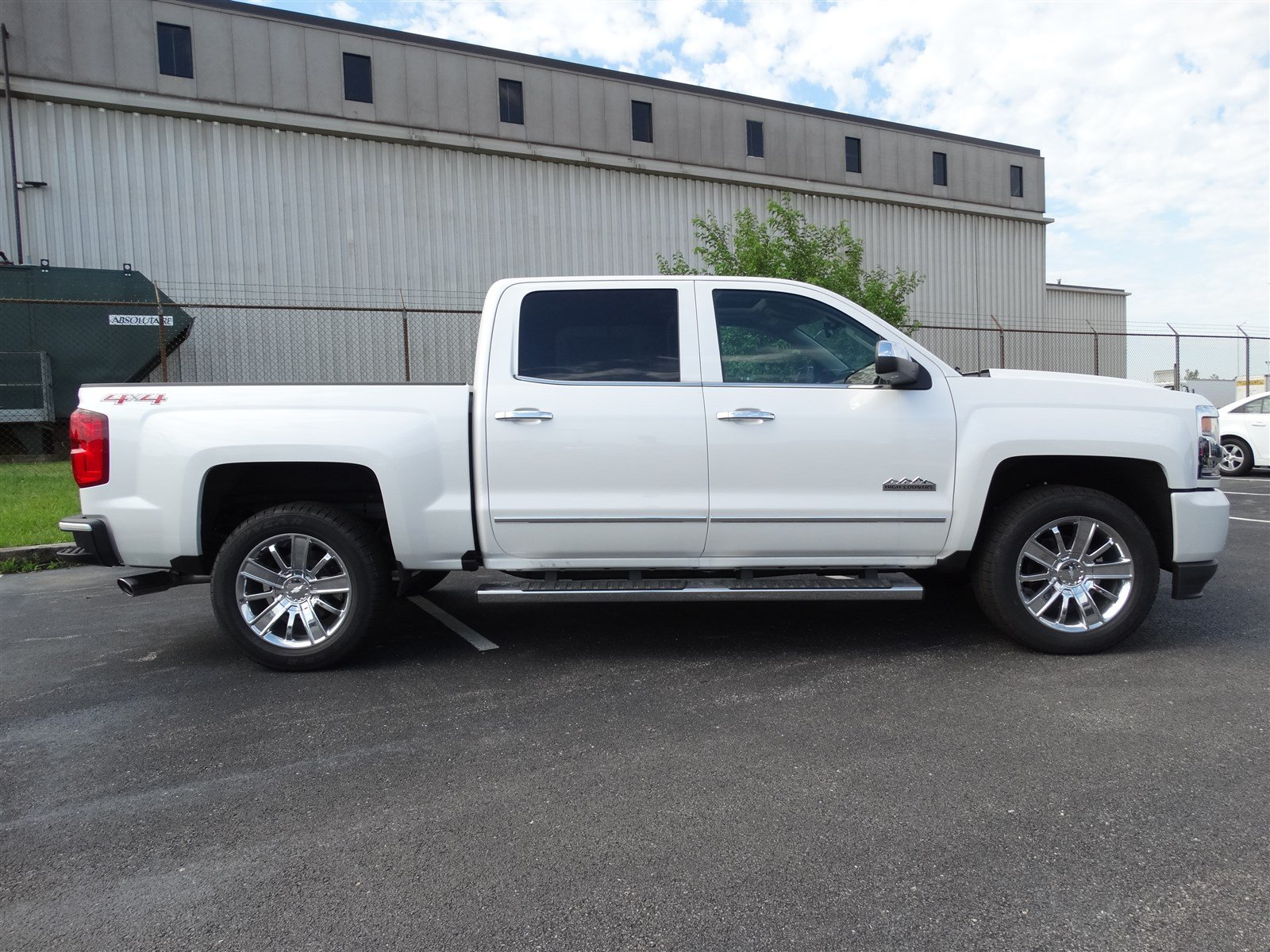new 2017 chevrolet silverado 1500 high country crew cab pickup in naperville t6125 chevrolet. Black Bedroom Furniture Sets. Home Design Ideas