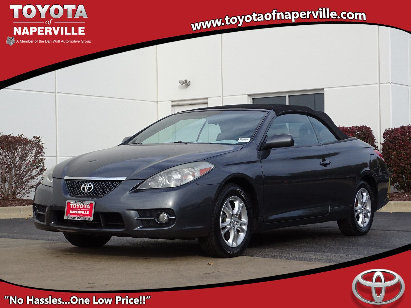 Pre-Owned 2008 Toyota Camry Solara SE