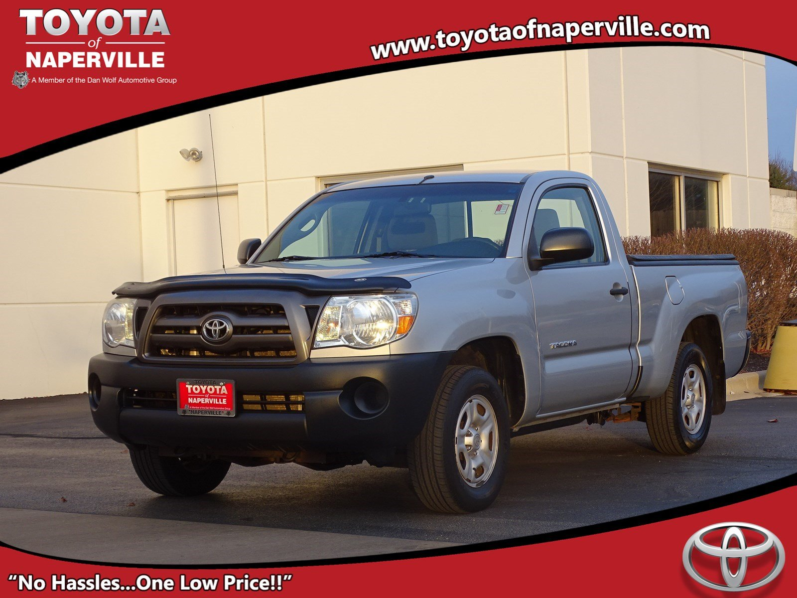 Pre Owned 2009 Toyota Ta a Base 2D Regular Cab in Naperville