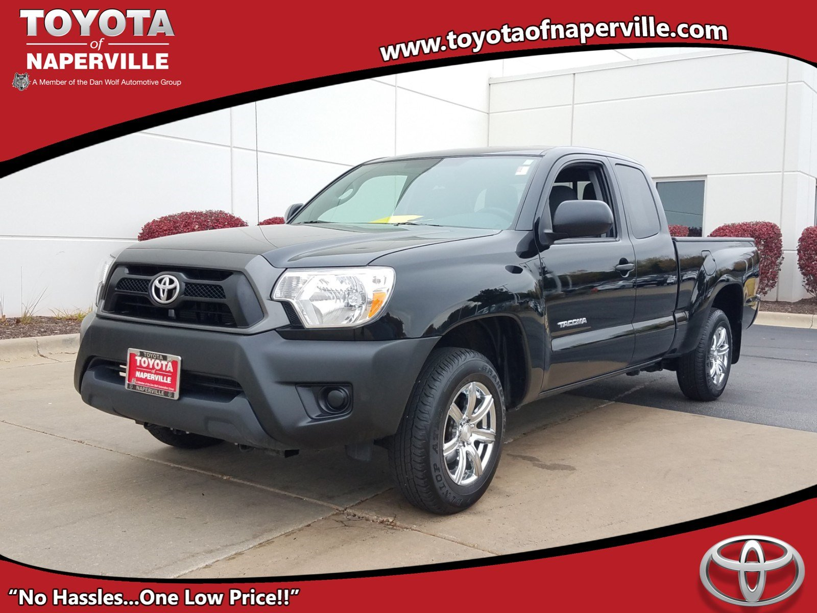 Pre Owned 2014 Toyota Ta a Base 4D Access Cab in Naperville
