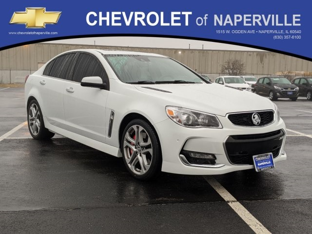 Pre-Owned 2017 Chevrolet SS