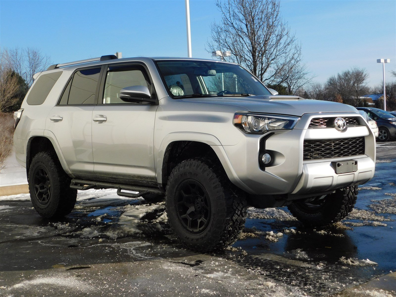 certified pre owned 2016 toyota 4runner trail premium 4d. Black Bedroom Furniture Sets. Home Design Ideas