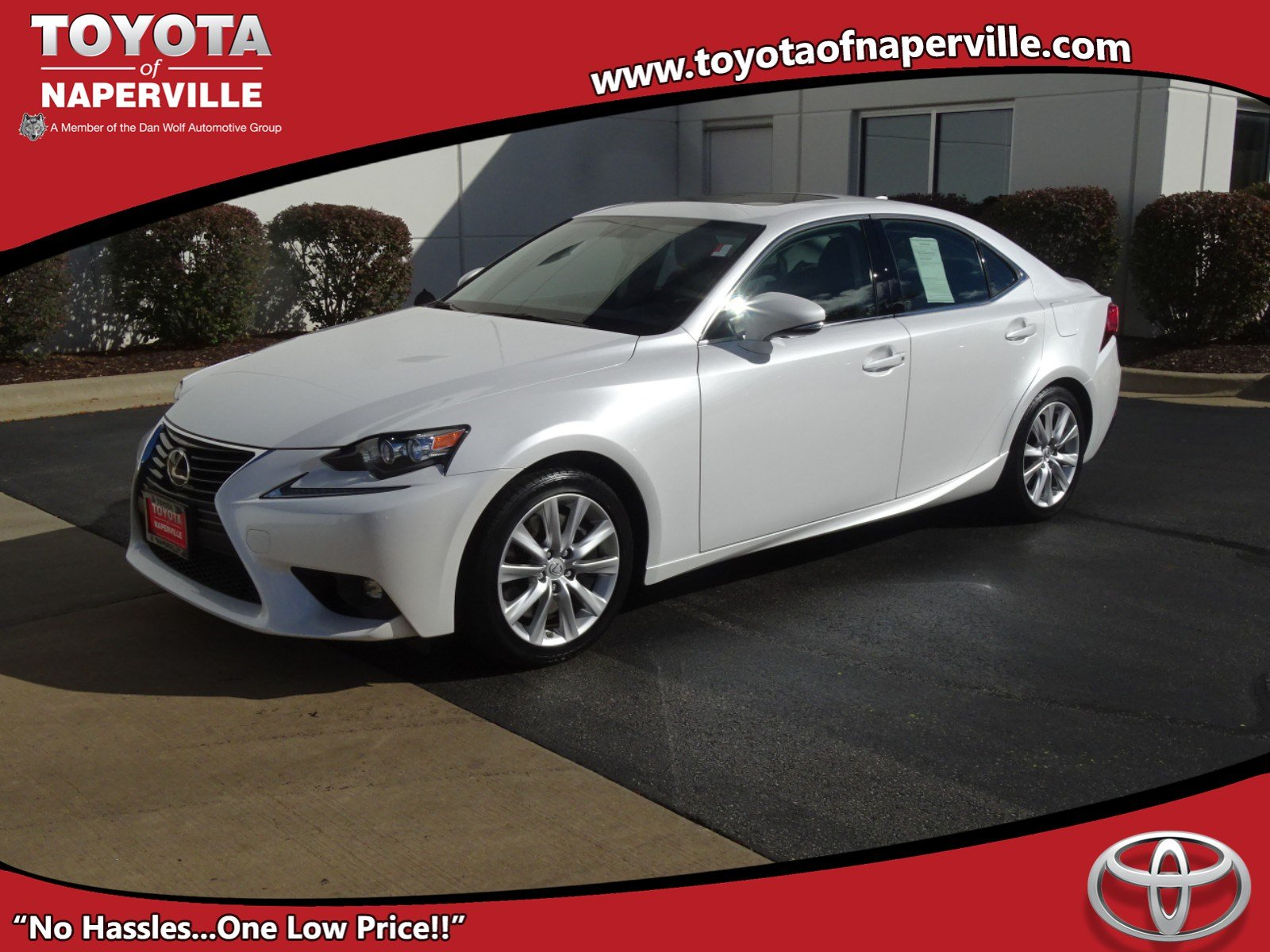 Pre Owned 2016 Lexus IS 200t 4D Sedan in Naperville