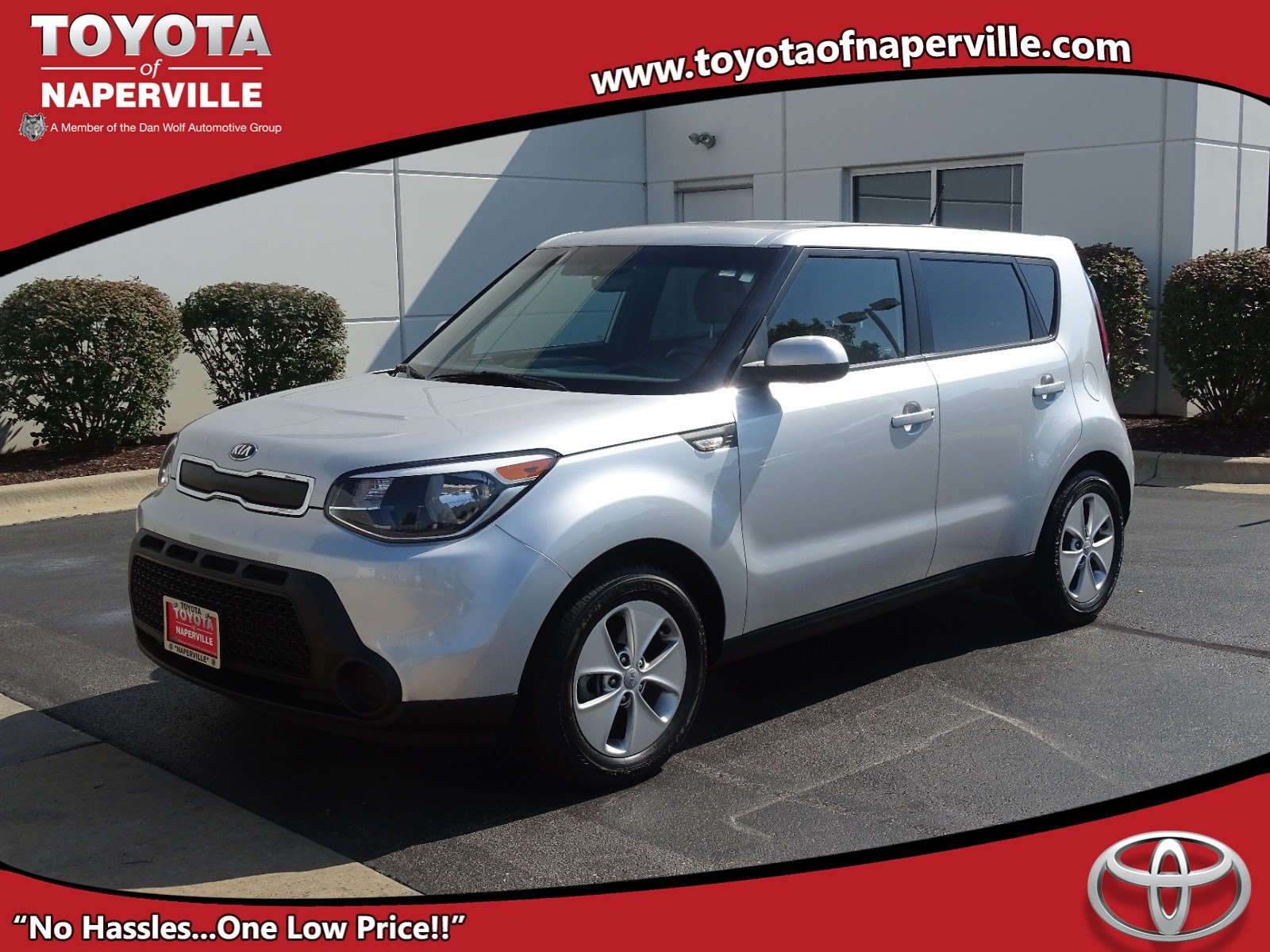 Pre Owned 2014 Kia Soul Base