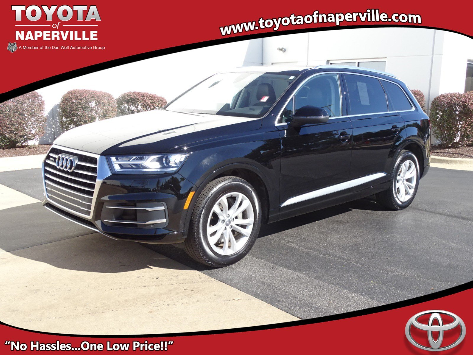 Pre Owned 2018 Audi Q7 3 0T Premium Plus 4D Sport Utility in