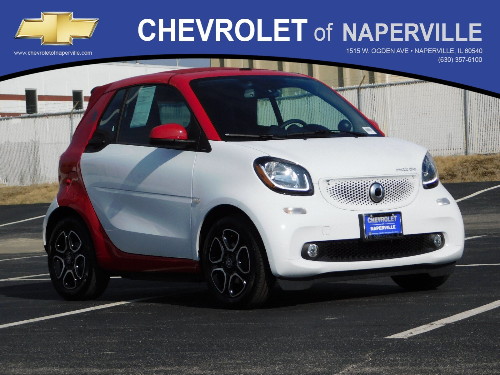 Pre Owned 2018 Smart Fortwo Electric Drive Pion