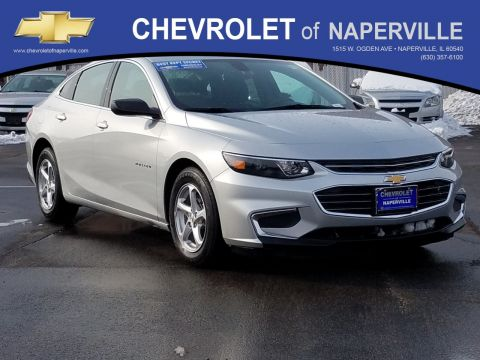 New 2018 Chevrolet Malibu LS