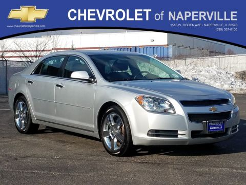 Pre-Owned 2012 Chevrolet Malibu LT with 3LT