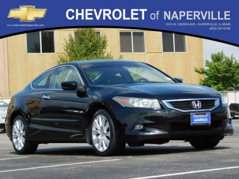 Pre-Owned 2009 Honda Accord Cpe EX-L