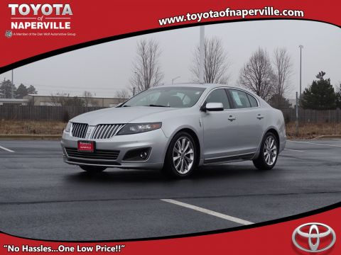 Pre-Owned 2012 Lincoln MKS EcoBoost