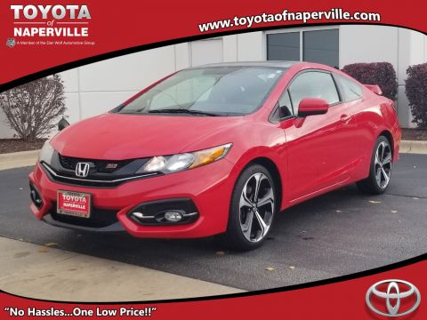 Pre-Owned 2015 Honda Civic Coupe Si