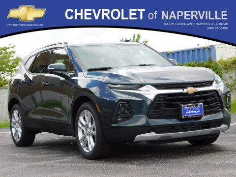 New 2019 Chevrolet Blazer 3LT AWD