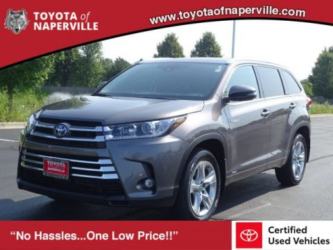 Certified Pre-Owned 2019 Toyota Highlander Hybrid Limited