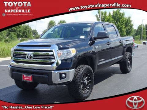 Pre-Owned 2016 Toyota Tundra 4WD Truck SR5