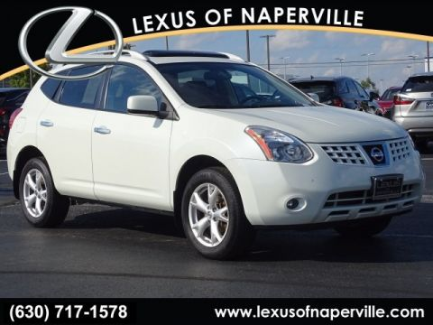 Pre Owned 2010 Nissan Rogue SL