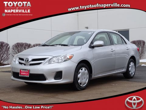 Pre-Owned 2011 Toyota Corolla LE