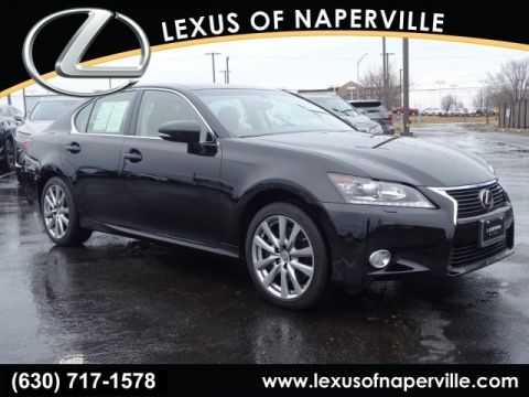 Certified Pre-Owned 2015 Lexus GS 350